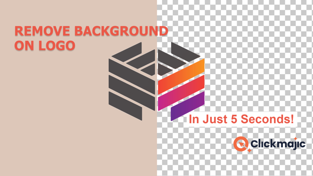 How to remove background from logo