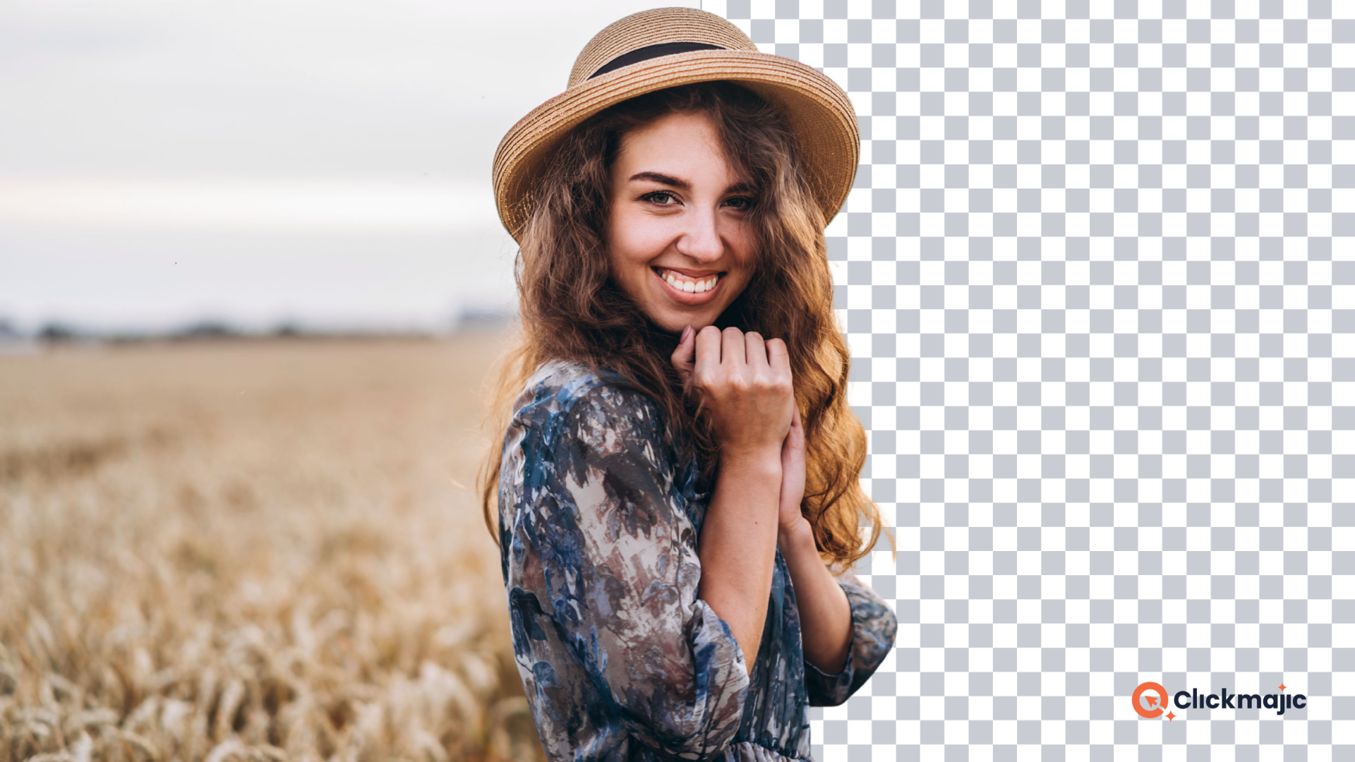 Remove image background from person in just 5 seconds